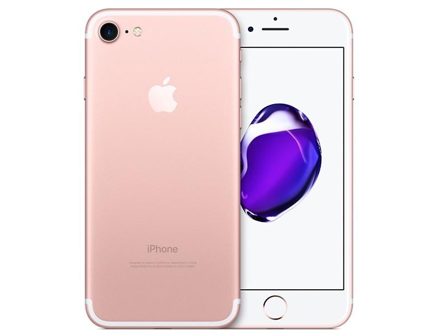Смартфон Apple iPhone 7 32GB Rose Gold Уценка