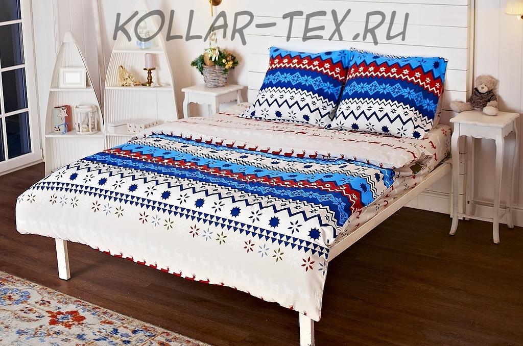 Постельное белье из фланели Скандинавия, ASHGABAT DOKMA TOPLUMY
