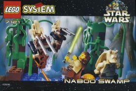 7121 Лего Болото Набу