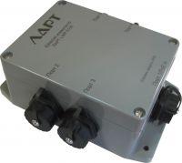 Влагозащищенный Ethernet коммутатор с питанием по PoE+ ЛАРТ LWP-5100