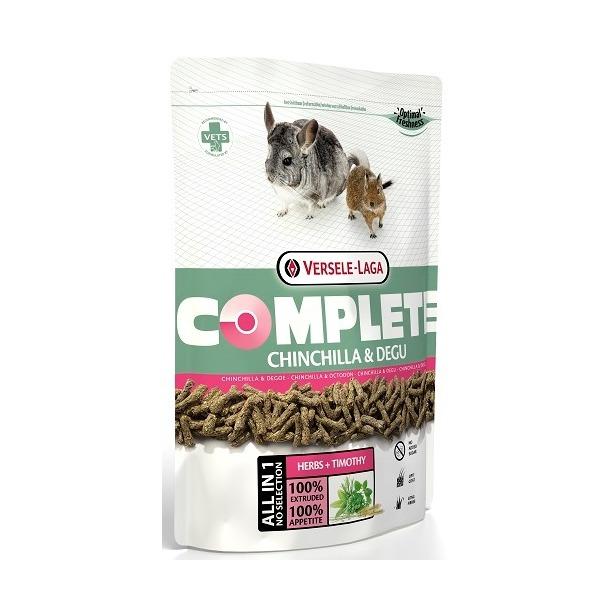 VERSELE-LAGA Complete Chinchilla & Degu корм для шиншилл и дегу 500г