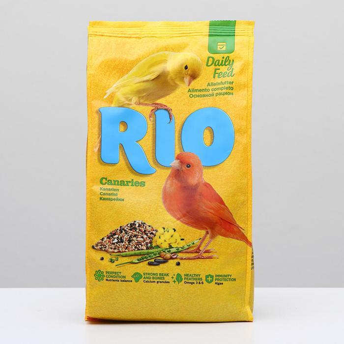 """Корм """"Rio"""" для канареек 500гр"""