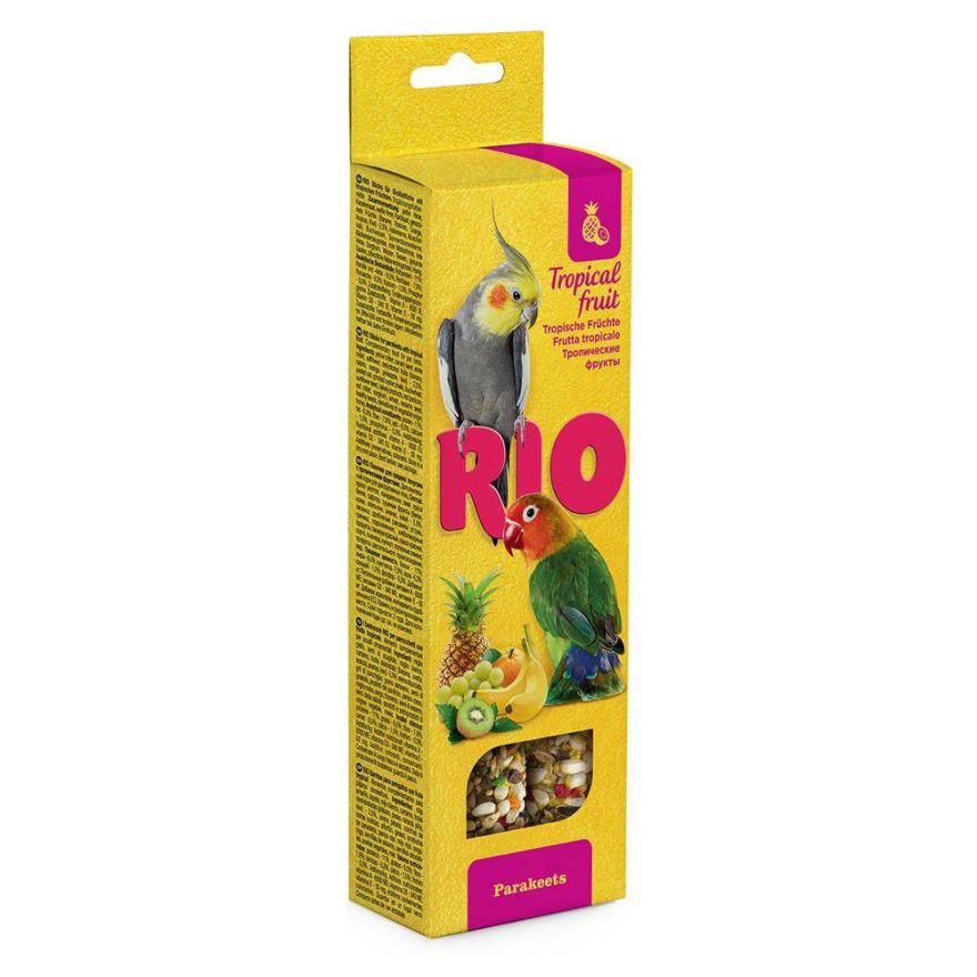 RIO. Палочки для средних попугаев в ассортименте.