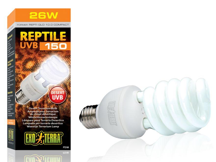 Ультрафиолетовая лампа EXOTERRA Repty Glo 10.0Вт