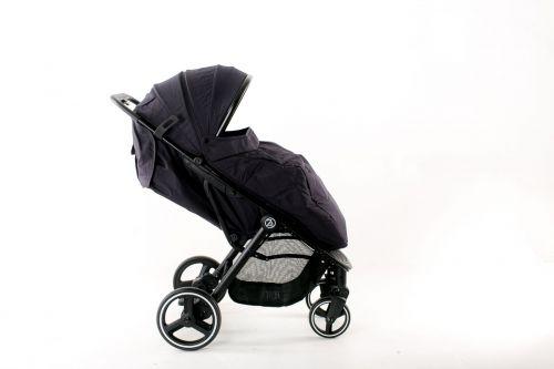 Модель BabyZz B100 темно серая