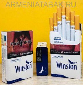 Winston Blue (дуб) РУ
