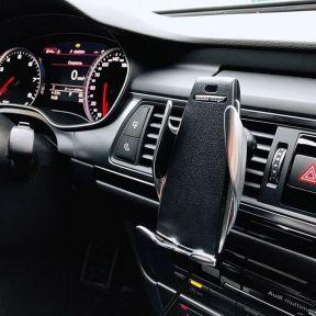 iizw Автомобильная беспроводная подзарядка-держатель для смартфона Penguin Smart Sensor S5 (ПИНГВИН СМАРТ СЕНСОР) Новая, Гарантия, Доставка