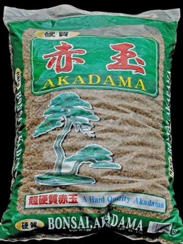 Грунт для бонсай АКАДАМА фракция 0.5-0.7см (ручная фасовка) Япония 350г