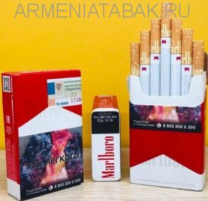 (140)Marlboro Red KS(Дуб)