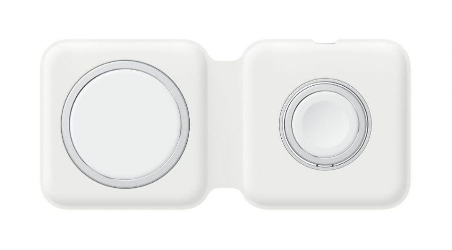Беспроводное зарядное устройство APPLE MagSafe Duo