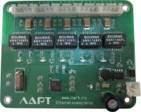 Встраиваемый модуль неуправляемого коммутатора ЛАРТ LMS-5100