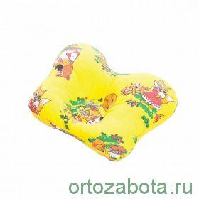 Ортопедическая подушка для младенцев Тривес Т.110 (ТОП-110)