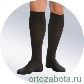 Гольфы Орто (Orto) мужские плотные 2-го класса компрессии Г324