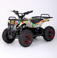 MOTAX MINI GRIZLIK Х-16 BIG WHEEL 1000W элетроквадроцикл вид 1