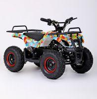 MOTAX MINI GRIZLIK Х-16 BIG WHEEL 1000W элетроквадроцикл вид 6