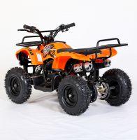 MOTAX Mini Grizlik Х-16 электростартер Квадроцикл бензиновый оранжевый 3