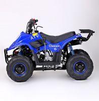 Avantis Classic 6 110 сс Квадроцикл бензиновый синий 2