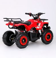 Mowgli Mini Hardy 4T Квадроцикл бензиновый красный 4