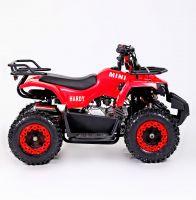 Mowgli Mini Hardy 4T Квадроцикл бензиновый красный 5