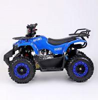Mowgli Mini Hardy 4T Квадроцикл бензиновый синий 2