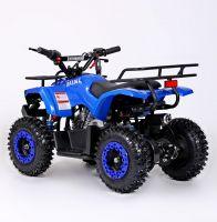 Mowgli Mini Hardy 4T Квадроцикл бензиновый синий 3