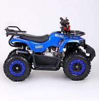 Mowgli Mini Hardy 4T Квадроцикл бензиновый синий 5