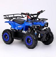 Mowgli Mini Hardy 4T Квадроцикл бензиновый синий 6