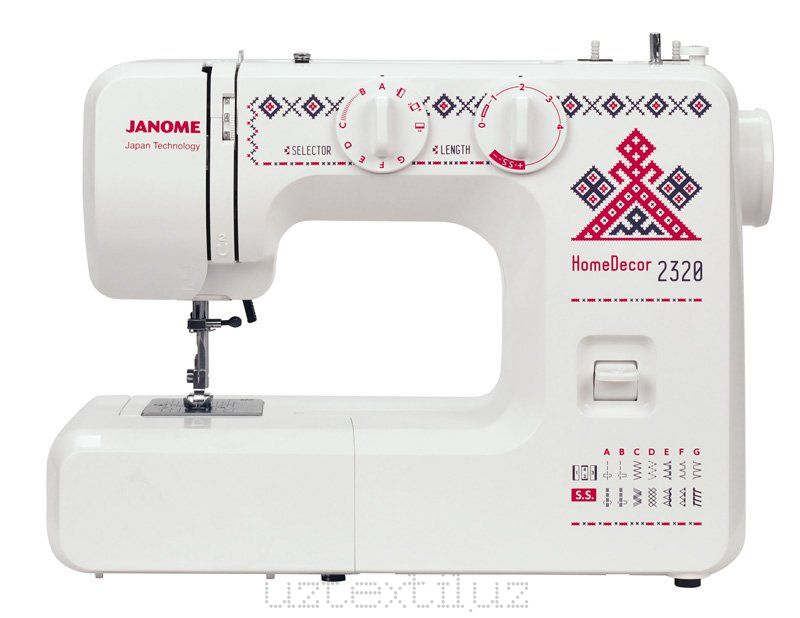 Швейная машина Janome Home Decor 2320 Tikuv Mashinasi
