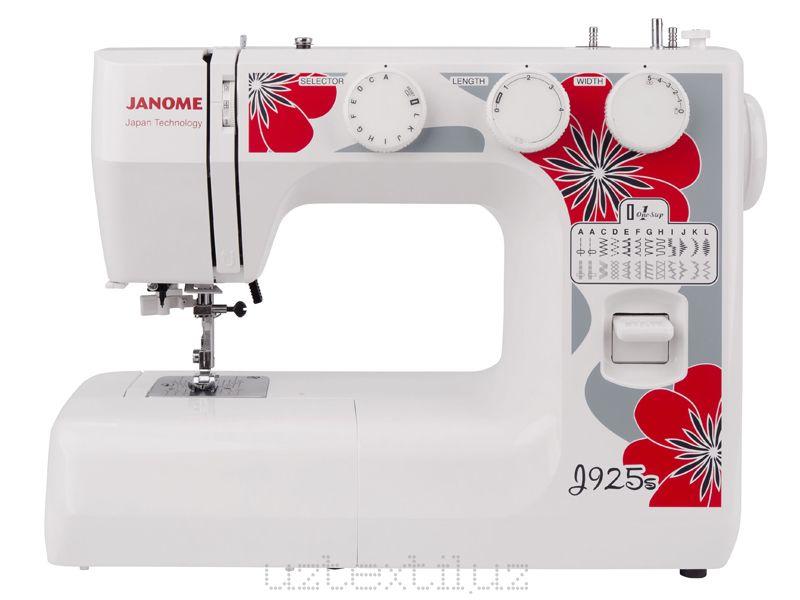 Швейная машина Janome J925S Tikuv Mashinasi