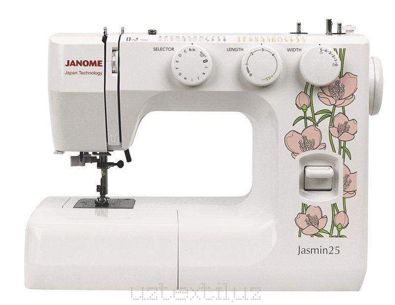 Швейная машина Janome Jasmin 25 Tikuv Mashinasi