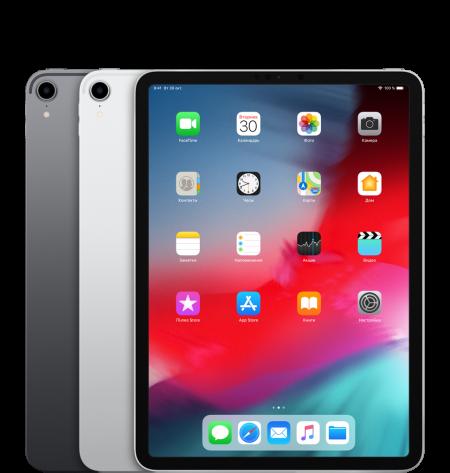 Apple iPad Pro 11 (2018) Space Gray 64Gb Wi-Fi Cellular
