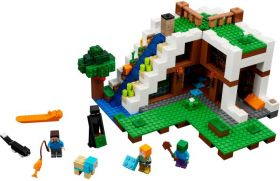 21134 Лего База на водопаде