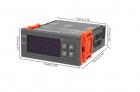 Цифровой терморегулятор MH1210W