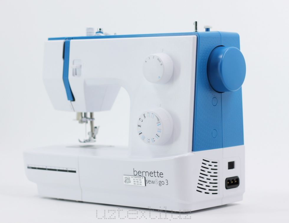 Швейная машина Bernette Sew&go 3 Tikuv Mashinasi
