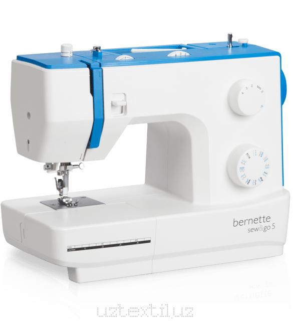 Швейная машина Bernette Sew&go 5 Tikuv Mashinasi