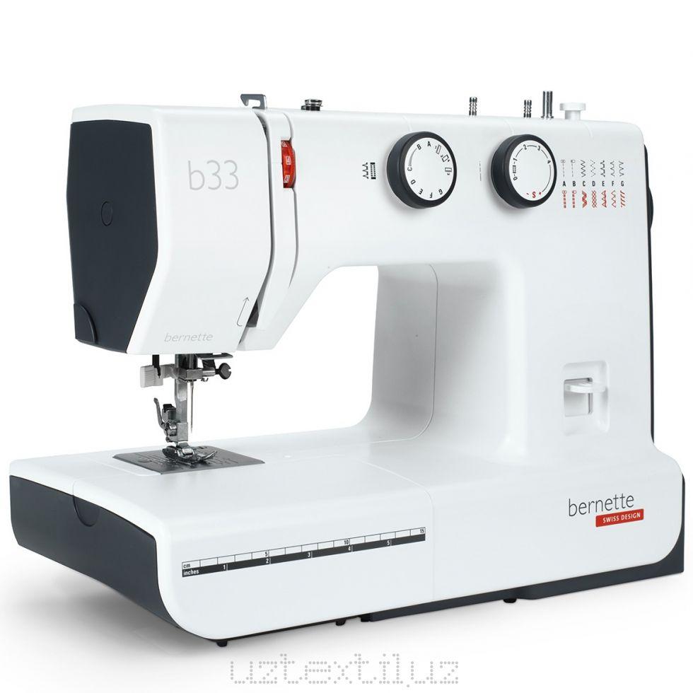 Швейная машина Bernette B33 Tikuv Mashinasi