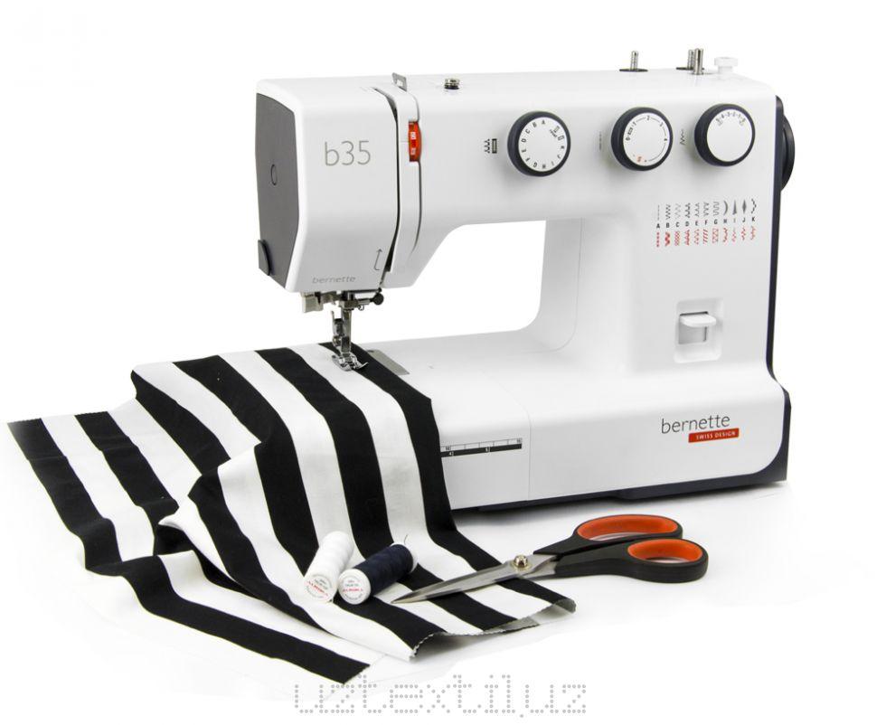 Швейная машина Bernette B35 Tikuv Mashinasi