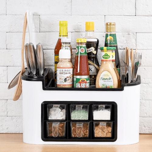 Органайзер для кухонной утвари и специй Clean Kitchen Necessities-Bos JM-603