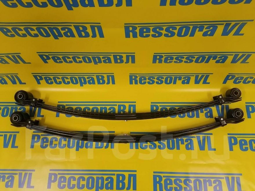 Рессора передняя 3-х листовая УАЗ 3962..