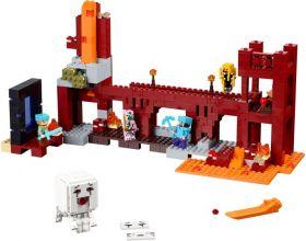 21122 Лего Подземная крепость