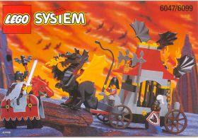 6047 Лего Транспорт для узников
