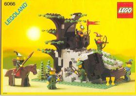 6066 Лего Замаскированный форпост