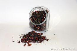 """Китайский чёрный чай """" Ледяная роза"""" 100гр."""