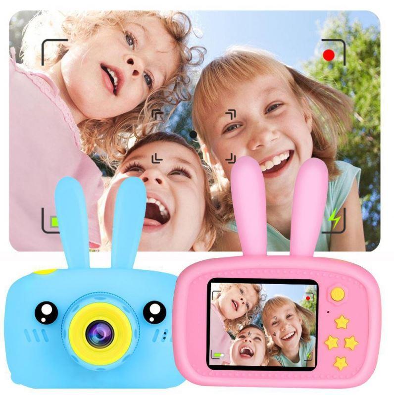 Детский цифровой фотоаппарат Fun Camera View Зайчик
