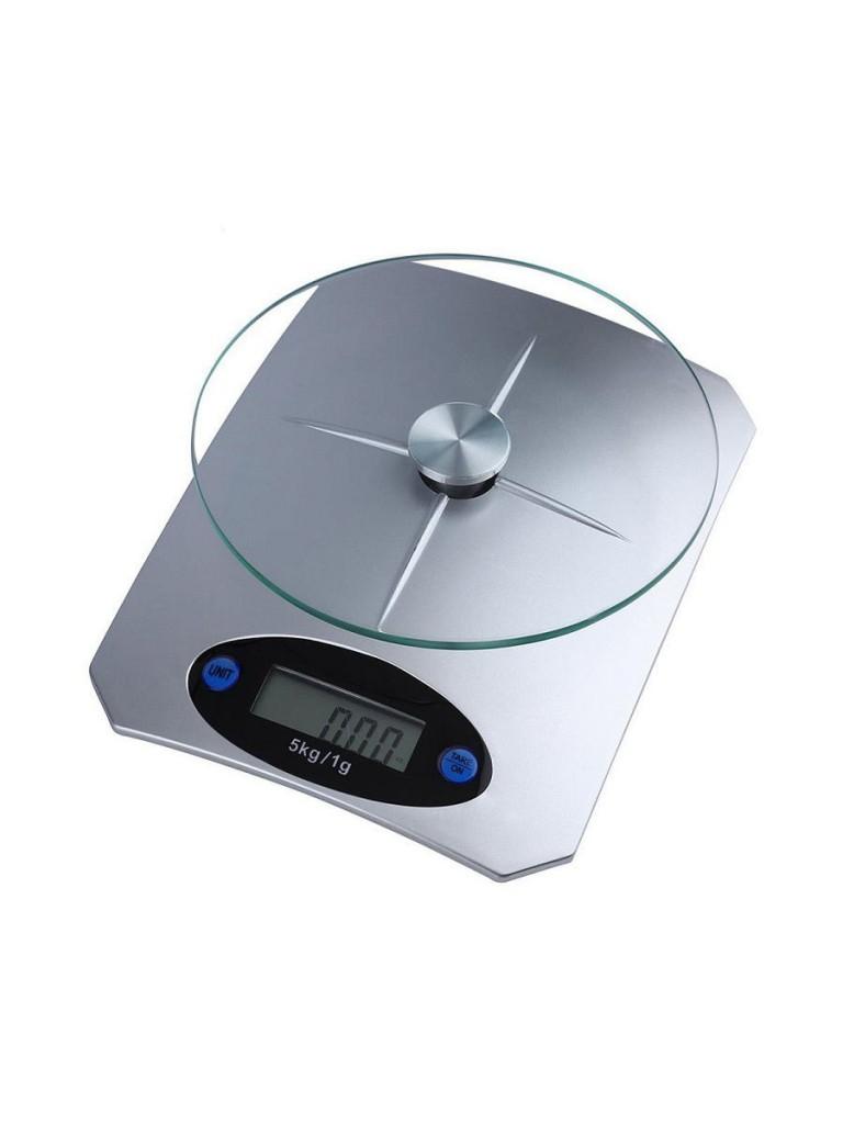 Кухонные электронные весы с платформой, 5 кг