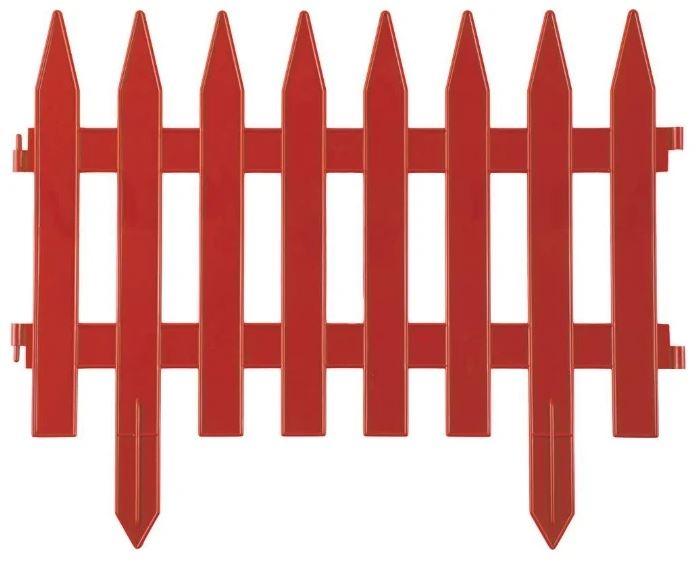 Забор декоративный №8, 1 секция