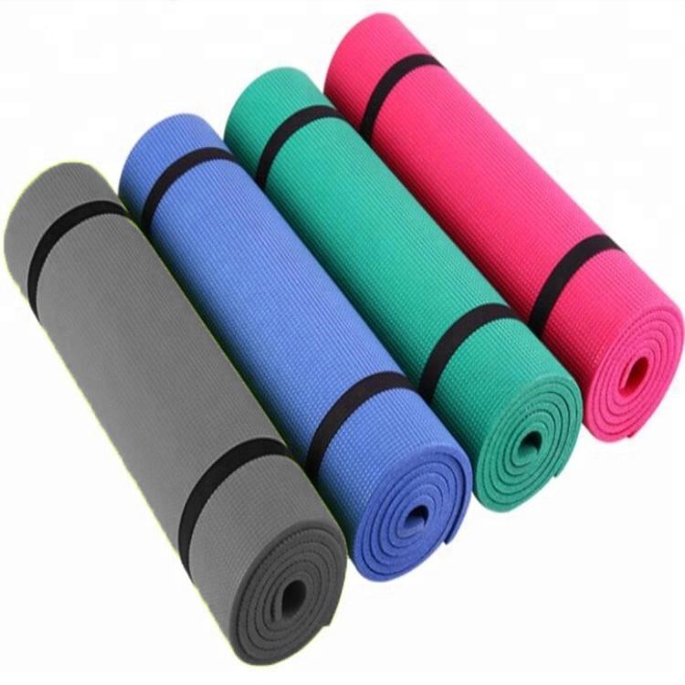 Коврик для йоги YOGA, 173х61 см