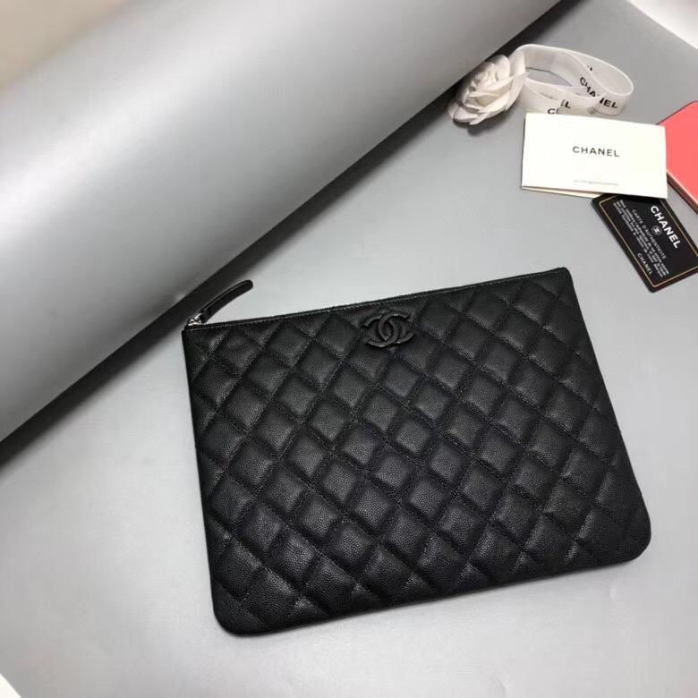 Папка клатч Chanel 28 cm