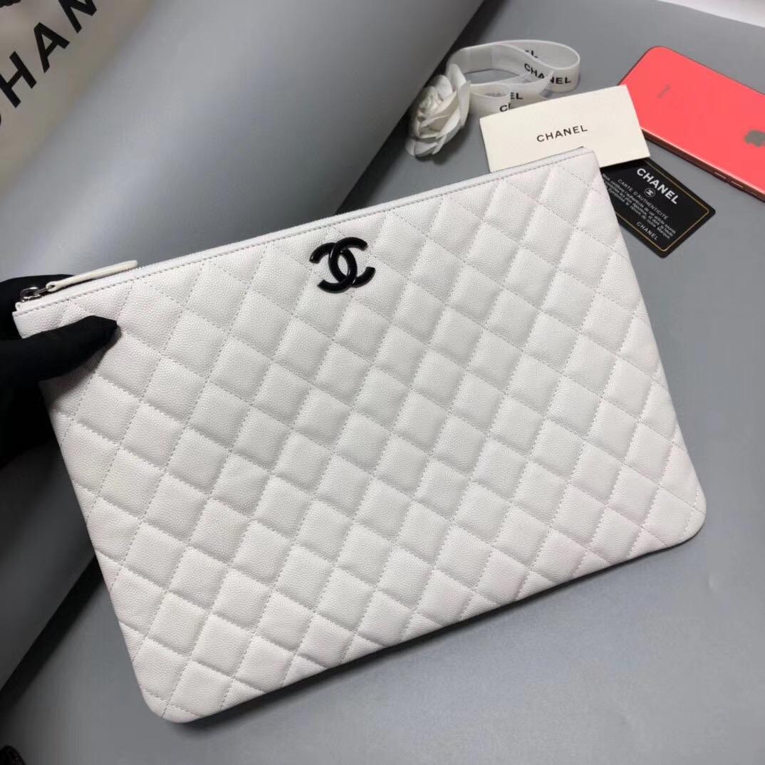 Папка клатч Chanel 34 cm