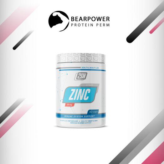 2SN Zinc Citrate 25 mg 60 капс